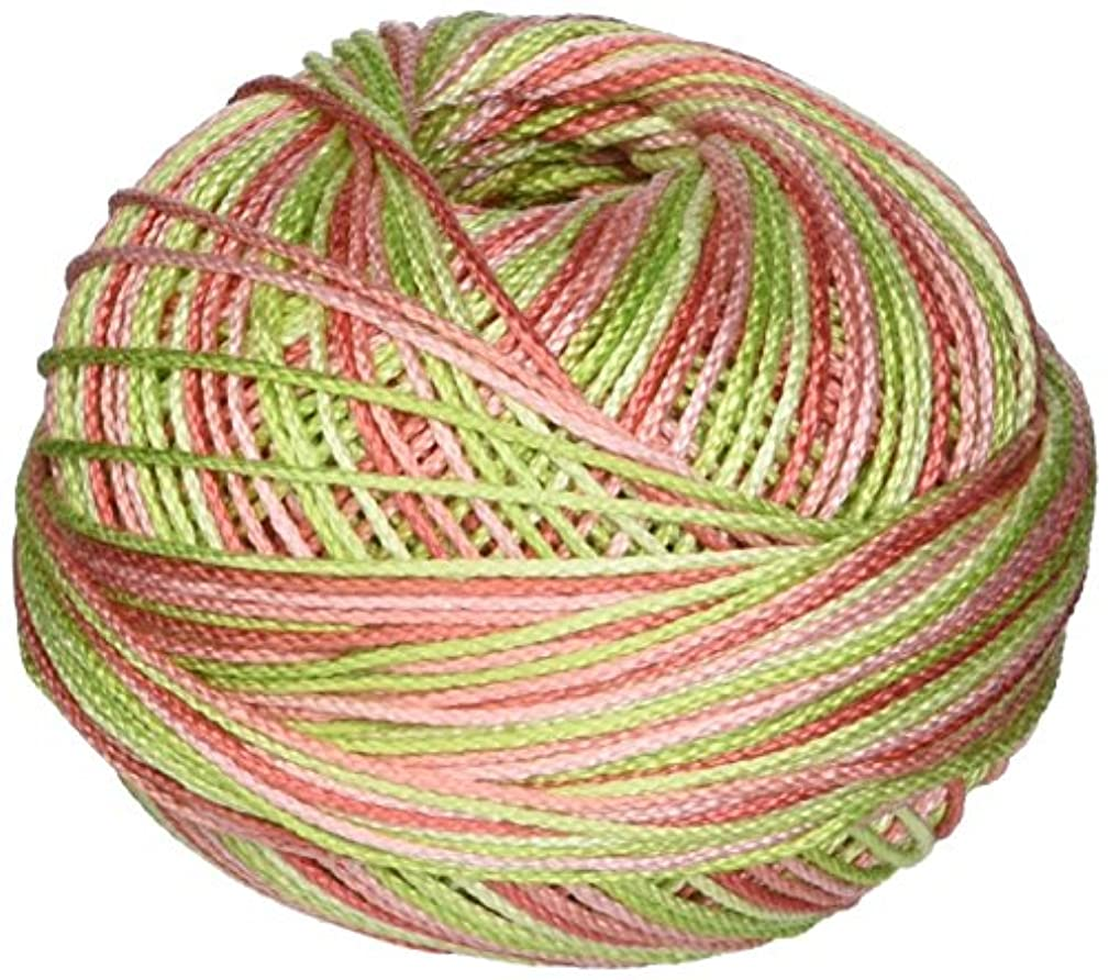 Handy Hands Lizbeth Cordonnet Cotton Size 3-Green Coral Sea