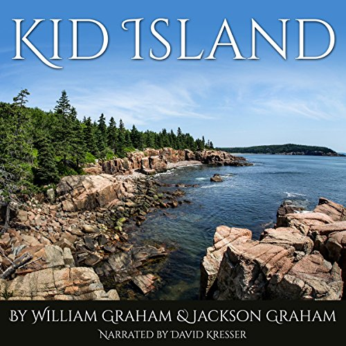 Kid Island audiobook cover art