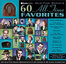 Old Time Radio's 60 All-Time Favorites