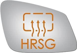 Burco 5406HRSG Convex Passenger Side Power Mirror Glass Heated with Motor Mount for 2010-2016 BMW 528I, 2014 535D, 2010-2015 535I, 550I, 640I, 650I, 740I, 740LI, 750I, 750LI, 760LI, M5, M6