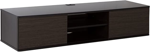 Best slim floating wall mounted tv unit Reviews