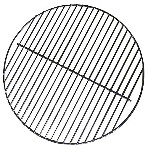14 Inch 201 Stainless Steel Charcoal Grill Cooking Replacement Grate - for use in 14' Weber Smokey...