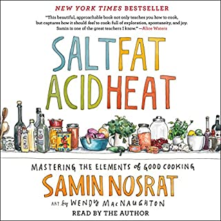 Salt, Fat, Acid, Heat audiobook cover art