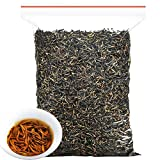 150g(5.3oz) Chinese Top10 Famous Tea -Wuyi Golden Beautiful Eyebrow / Organic Jinjunmei -Black Tea- Grade AA (High Grade) 金骏眉 红茶