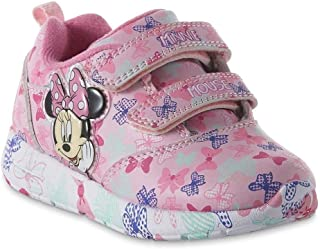 minnie mouse toddler light up shoes