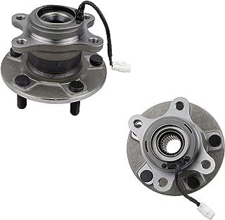Bodeman - AWD ONLY Pair 2 Rear Wheel Hub & Bearing Assembly for 2007 2008 2009 2010 2011 2012 2013 Suzuki SX4 AWD