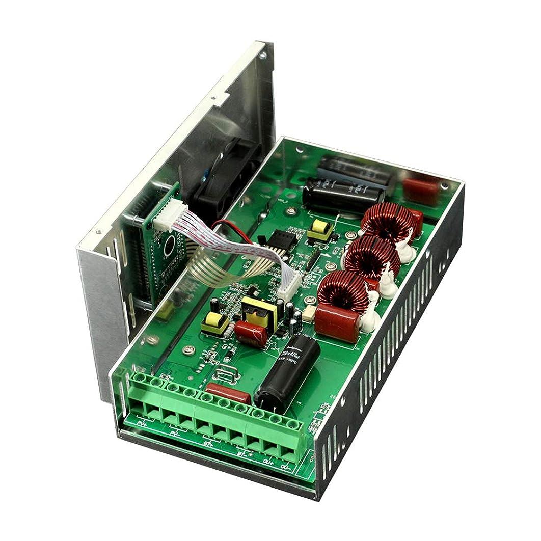 鋭くマスタード夕暮れMPPT 120A 80A 60A 40Aソーラー充電コントローラーバックライトLCDソーラーレギュレーター12V 24V 36V 48V自動酸およびリチウムフリーMC4用,120a(2pcs60a)