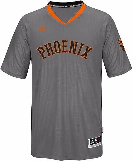 adidas Phoenix Suns NBA Grey Swingman Jersey for Men