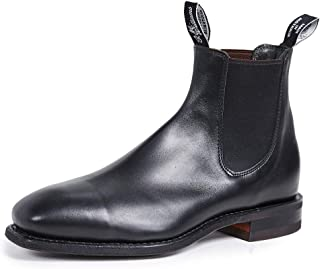 R.M. Williams Men's Comfort RM Leather Chelsea Boots