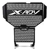 X-ADV Rejillas Frontales de Rejilla del Radiador & Protector de Kit de Aceite para Honda XADV X-ADV X ADV 750 2017 2018 2019
