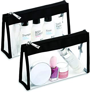 Best big clear makeup bag Reviews
