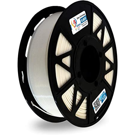ABS 3D Printing Filament (White) | Print temperature - 220-230°C | Infill Speed - 30~90mm/s | 3D Printing Material