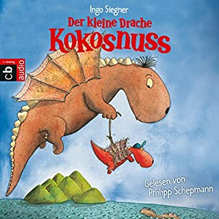 Der kleine Drache Kokosnuss     Der kleine Drache Kokosnuss 1              By:                                                                                                                                 Ingo Siegner                               Narrated by:                                                                                                                                 Philipp Schepmann                      Length: 1 hr and 54 mins     4 ratings     Overall 5.0