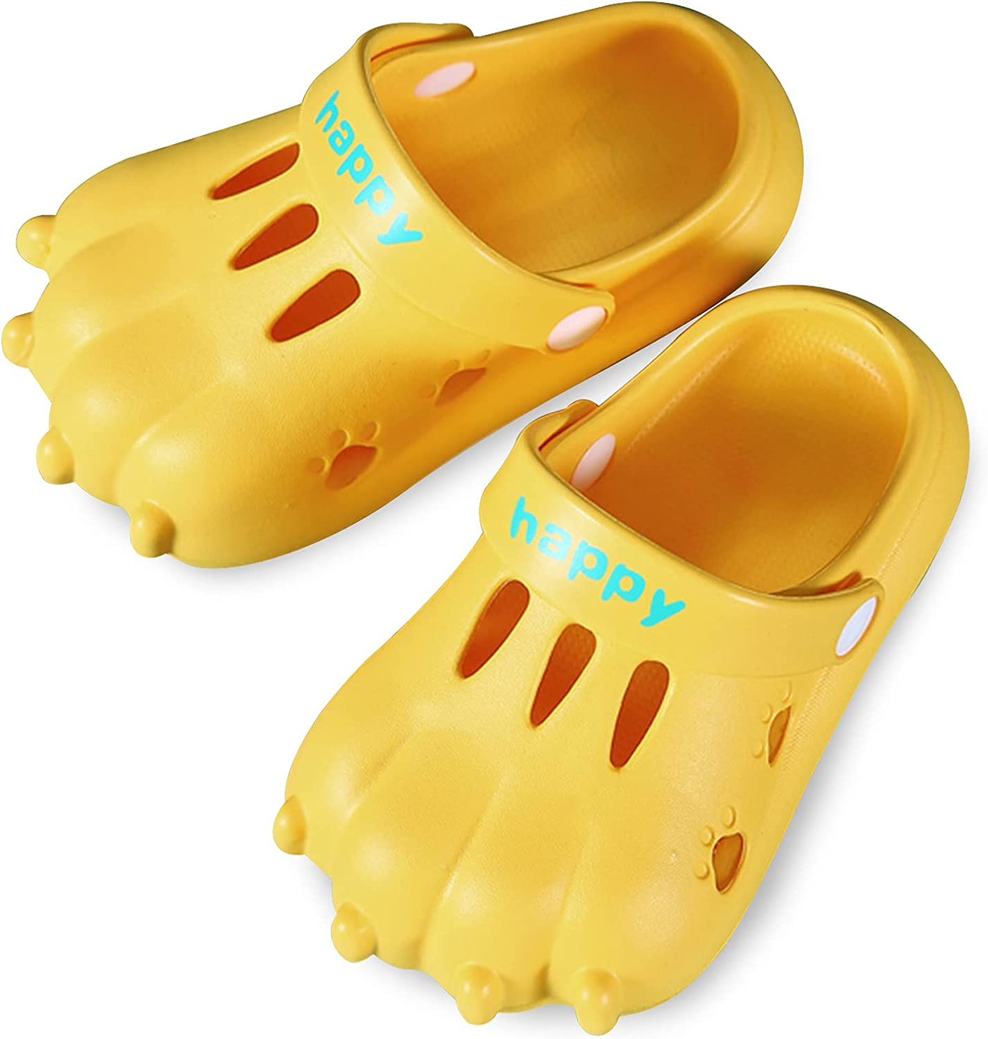 Boys Sandals Closed Toe Toddler Sandals for Girls Two Straps Kids Sandals Non Slip Boys Water Sandals Summer Shoes