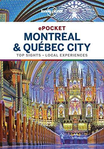 Lonely Planet Pocket Montreal & Quebec City (Travel Guide) (English Edition)