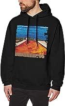 DeclanI Red Hot Chili Peppers Californication Men's Hoodies Sweatshirt Black