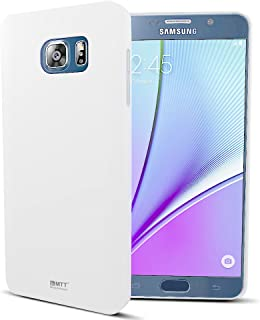 MTT Back Cover Slim Fit Case for Samsung Galaxy Note 5 – White
