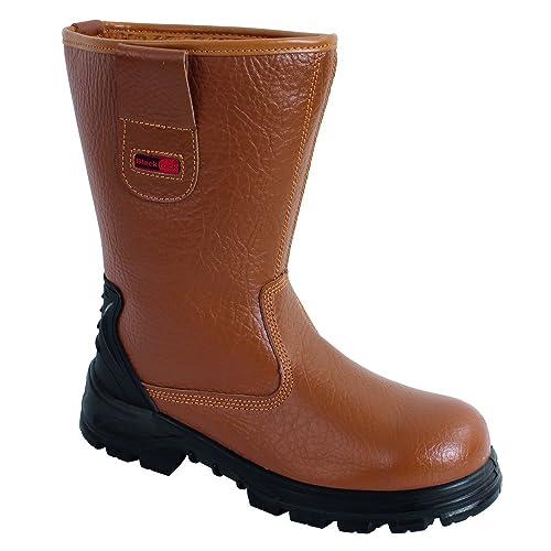 b37f000654e Rigger Boots: Amazon.co.uk