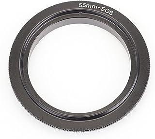 Delamax Anello di inversione 55 mm compatibile con Nikon AI per obiettivo 55 mm Nikon AI