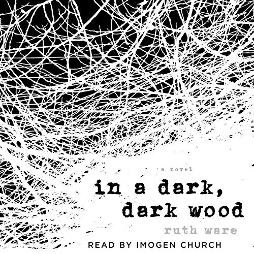 In a Dark, Dark Wood audiobook cover art