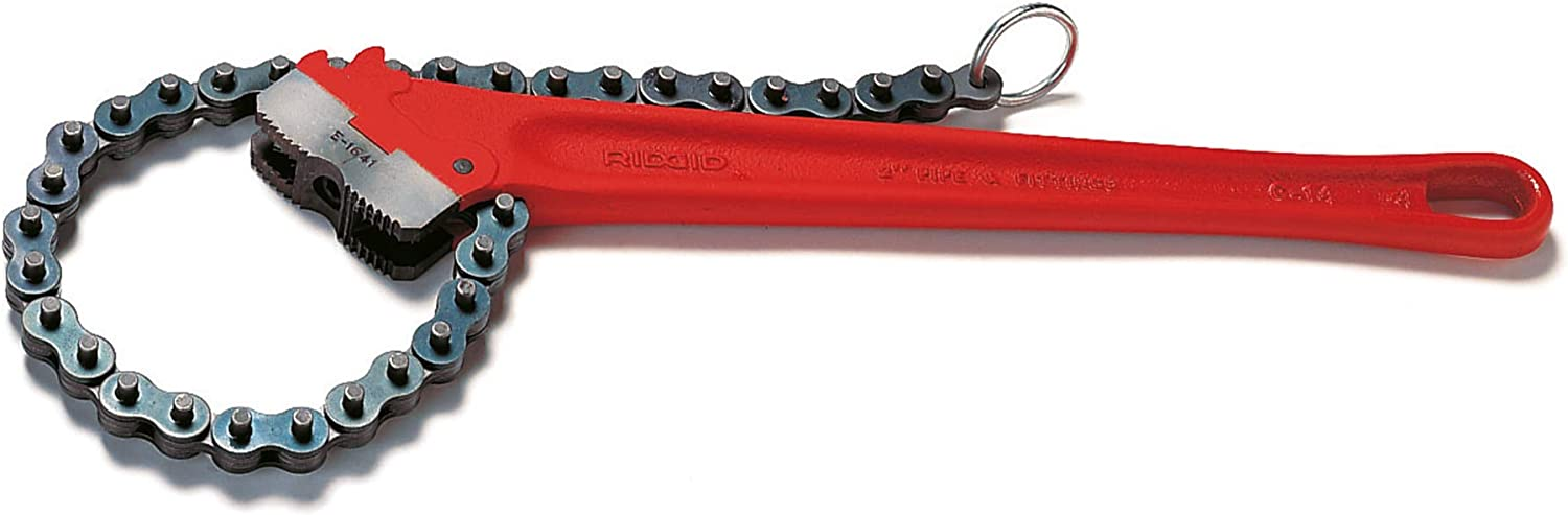 Expert E200235 1//2 Inch Chain Wrench 160 mm
