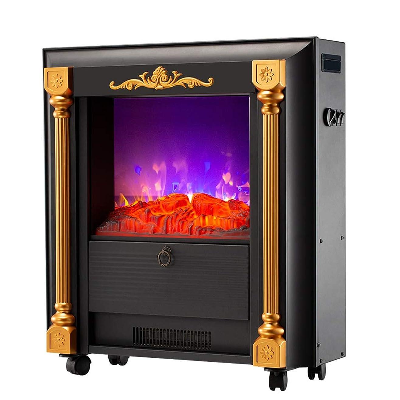 ディスコ勝利前任者電気暖炉 - シンプルで軽い贅沢な装飾大きな垂直/多機能、炎電源:6W673 * 273 * 690ミリメートル