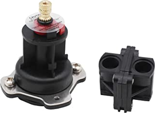Pressure balancing unit (shower) parts cartridge and cap replace for Kohler model# GP76851,includes the replacement of GP500520 and GP77759 parts compatible for Rite-Temp valves and 1/2