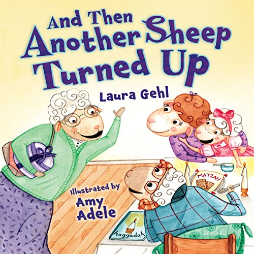 And Then Another Sheep Turned Up copertina
