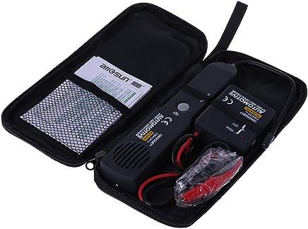 haia7k4k 3V-48V Digitaler elektrischer Stromkreislauf LCD Tester Testlicht Auto Anh/änger RV Schneemobil.