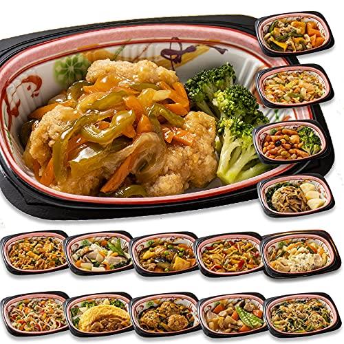 冷凍弁当 冷凍 おかず 弁当 15食セット なごやか一菜 惣菜 冷凍食品 簡単 お弁当 常備食