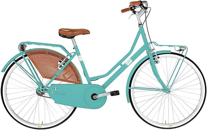 Bicicletta donna olanda - alpina bike B07TC4J494