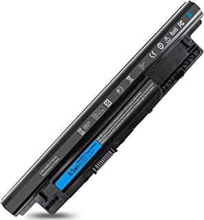 MR90Y Li-ion Battery 65Wh 11.1V Compatible with Dell Inspiron 14R 14 17 17R 15 15R 3000 5000 3521 3543 3421 5721 5537 17-3721 15-3537 3521 5537 5521 N121Y Y1G4M 312-1387 XRDW2 YGMTN,Latitude 3440 3540