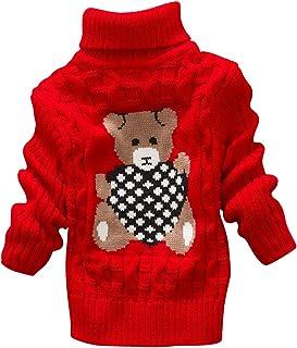 nouveau style 0d4f7 f0b77 Amazon.fr : Rouge - Pulls et gilets / Fille : Vêtements