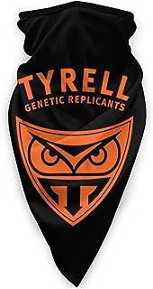 Yuanmeiju Tyrell Genetic Replicants More Human Blade Runner Trucker Cap Cubierta facial Pañuelos For Dust Outdoors Festiva...