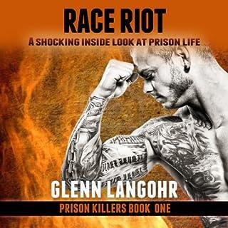 Race Riot audiobook cover art