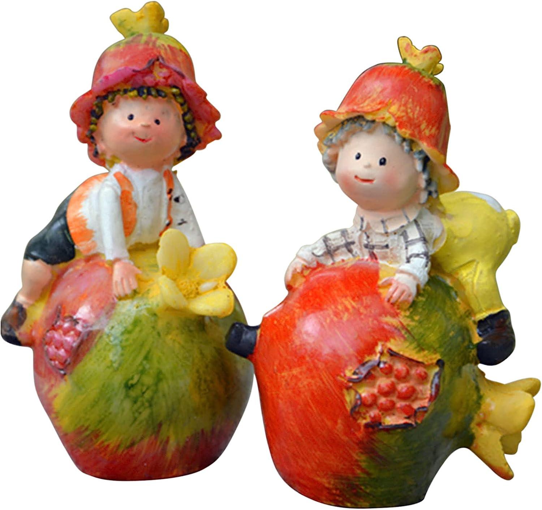 Finally resale Ranking TOP10 start DHYED Garden Statue Pomegranate Elves Decoration Figures