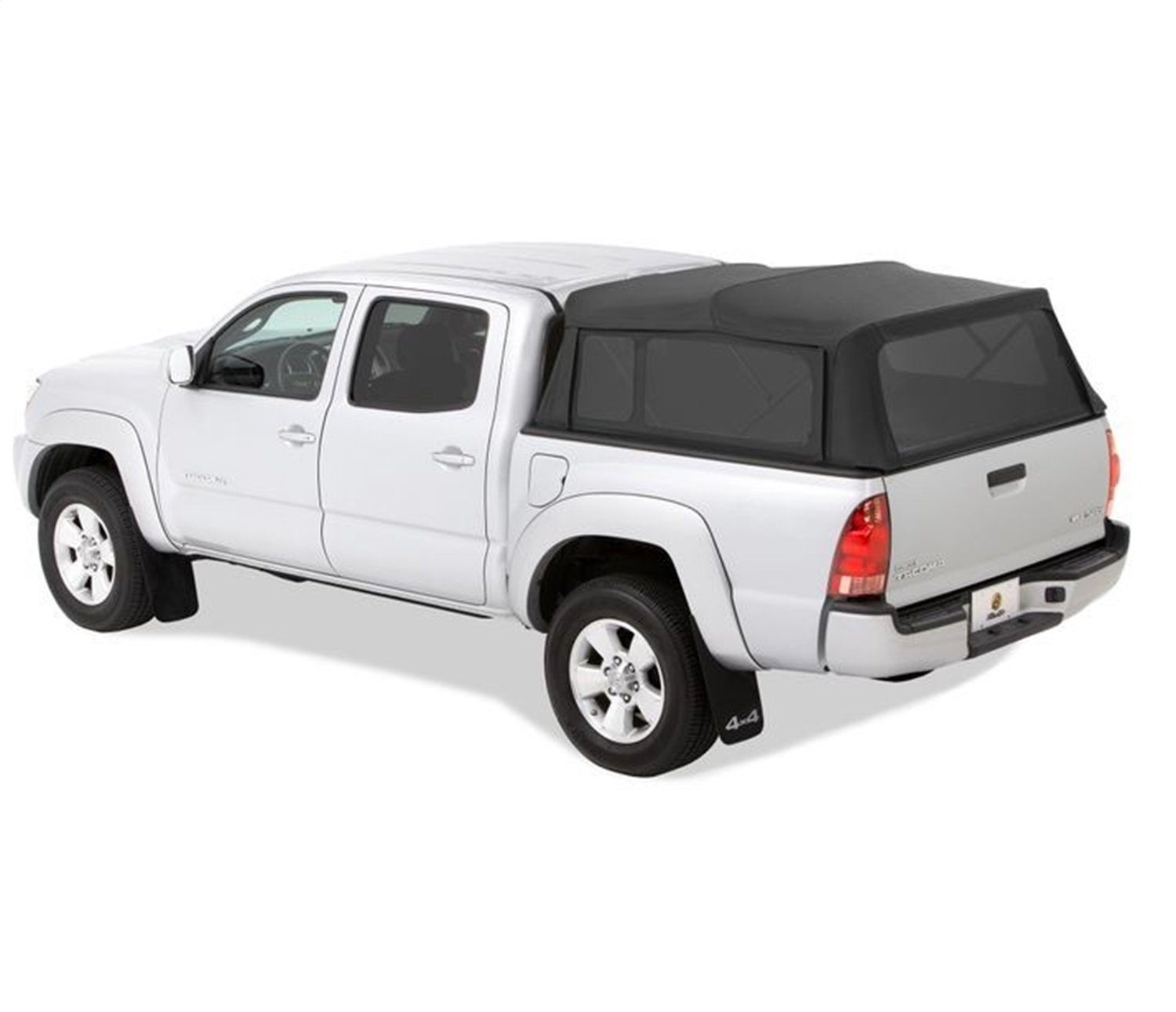 Bestop 76308 35 Black Diamond Supertop For Truck Bed Cover 5 0 Bed For 2005 2012 Toyota Tacoma Double Cab Tonneau Covers Amazon Canada