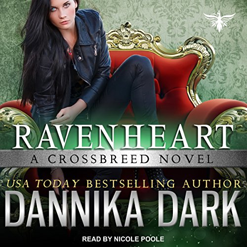 Ravenheart audiobook cover art