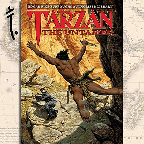 Tarzan the Untamed  By  cover art