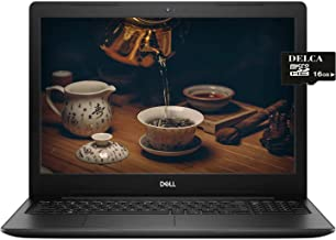 "Dell Inspiron 15 3000 2020 Flagship Laptop 15.6"" HD Anti-Glare Display 10th Gen Intel Core i3-1005G1 (> i5-7200U) 8GB DDR4..."