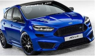 Ford Focus Windshield Decal (White)