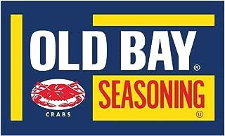 Maryland My Maryland Old Bay Seafood Seasoning Licensed Woven Label Door Mat