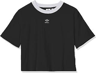 Adidas Crop Top mouwloos T-shirt, dames