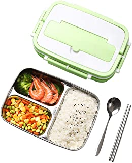 lunch boxes green