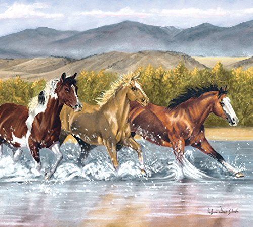 Legacy Publishing Group 2016 Wall Calendar, Horses (WCA19499) Photo #3