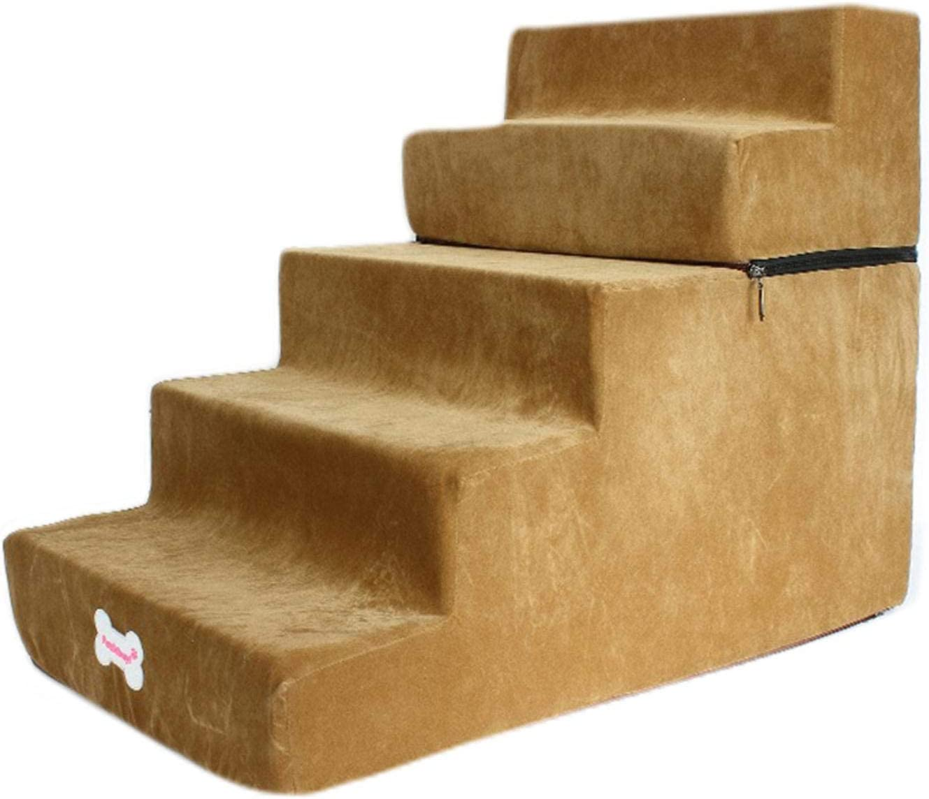 Dog Stairs Weekly update Ladder Removable Sofa with 5 Seattle Mall Pet Bed
