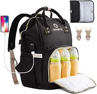 Best city backpack diaper bag Reviews