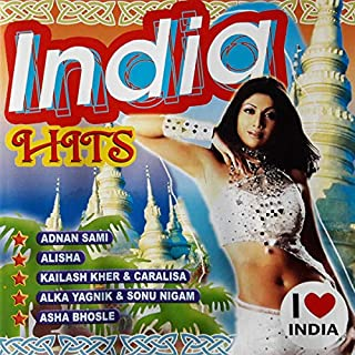 I LOVE INDIA: VARIOUS ARTISTS - INDIA MUSIC HITS