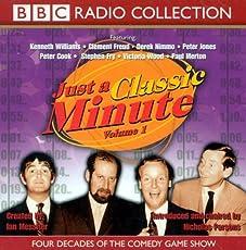 Just A Classic Minute - Volume 1