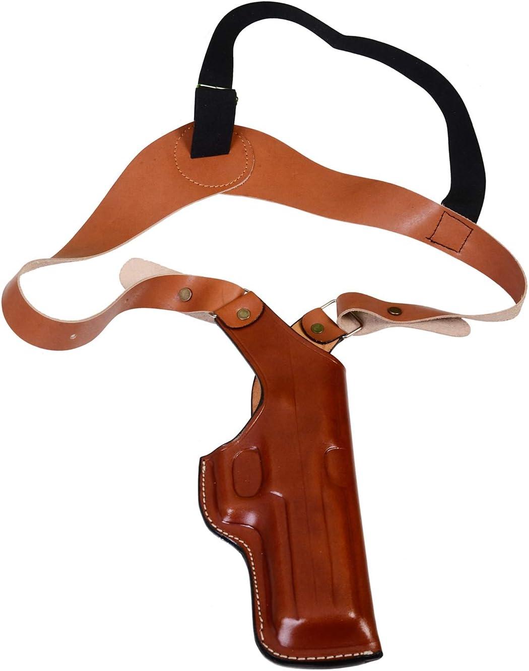 Popular product Vertical Leather Shoulder Holster online shop for Glock 26 - Gen 27 42 30 43